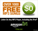 Free Kindle MP3's