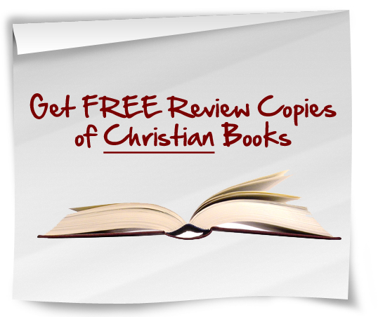 Get free review copies Christian books