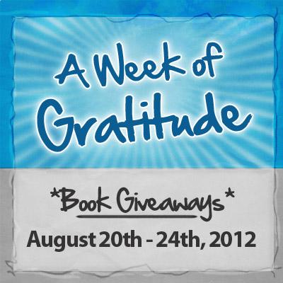 Week of Gratitude Giveaways