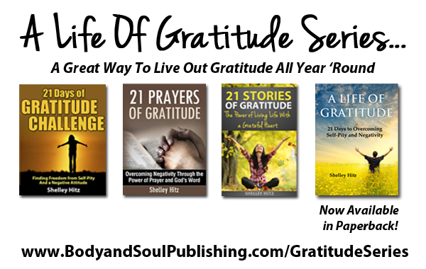 A Life of Gratitude Book Series