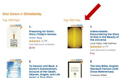 free Christian books online Kindle
