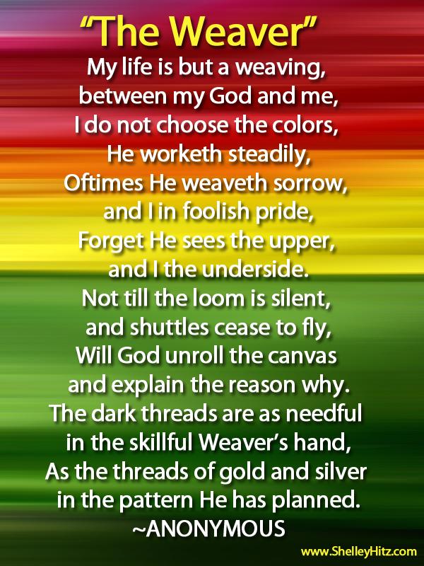 The Weaver Poem
