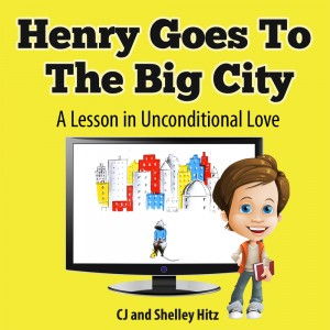 Henry goes to the big city COVER