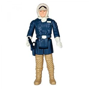 Han Solo in Hoth Snow Jacket