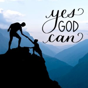 Yes God Can